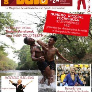 Magazine dojo fight n° 24