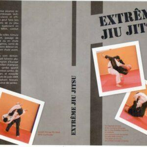 DVD Extrême Jiu Jitsu