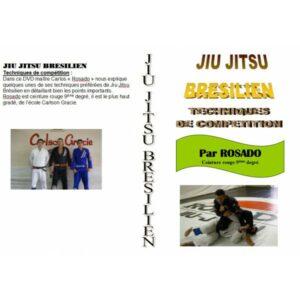 DVD Jiu Jitsu Brésilien par Rosado